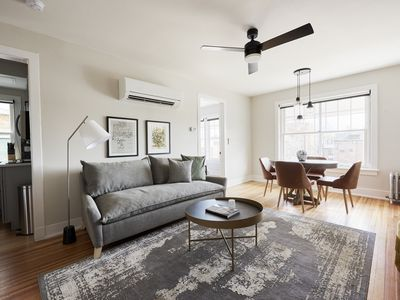 Photo for Sonder | The Essex | Modern 1BR + Sofa Bed