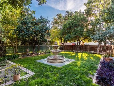 Photo for 1924 L.A Craftsman Garden Home Bursting with Charm