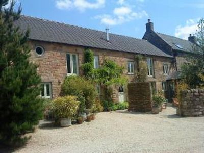 Photo for Spout Barn (3 Bed) with balcony, great for cycling, horse riding and walking