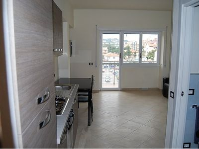 Photo for Very comfortable studio apartment near the town of Portoferraio and the beautiful beach of Le Ghiaie