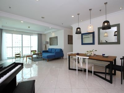 Photo for CoHaus 3BR 'high rise apt' near Senayan
