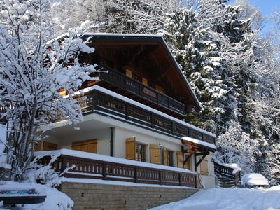Photo for Beautiful and cozy chalet