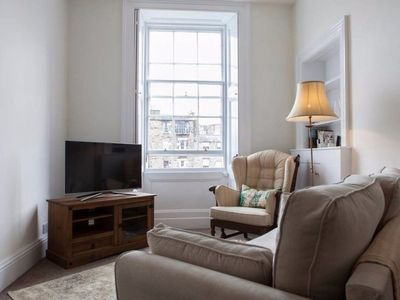 Photo for 1 Bedroom Apartment In Edinburgh's New Town