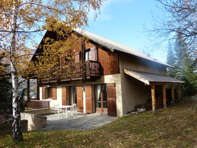 Photo for CHALET MADINIER, UPPER CHALET