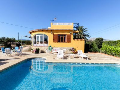 Photo for Vacation home Mercedes  in Dénia, Costa Blanca - 6 persons, 3 bedrooms