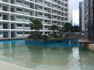 Photo for Large NEW 1 BR at Laguna Beach 1 Jomtien