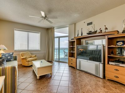Photo for Amazing 2 bedroom Oceanview Penthouse, Crescent Keyes PH 11!