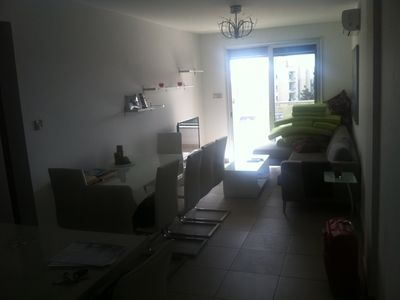 Photo for Sea View Deluxe Modern Flat With Sea View Balcony 200m From Beach