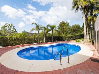 Photo for Beautiful Home with Pools, Golf Course, Terraces, Wi-Fi and Air Conditioning