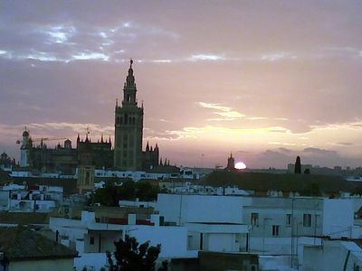 Photo for Apartment in Seville, historical center, with communal roof terrace