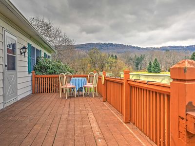 Photo for Home w/Mtn Views Near Cooperstown All Star Village