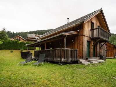 Photo for Modern, luxurious chalet with sauna and covered terrace