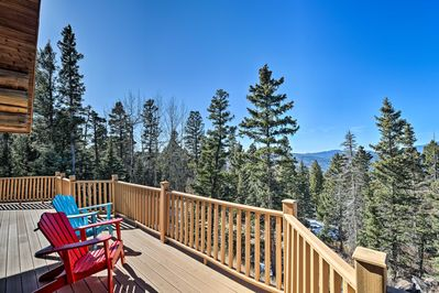 With breathtaking views, this vacation rental can't be beat!