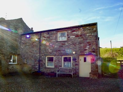 Photo for Charlie's Stable, Reeth in the Yorkshire Dales. Dog Friendly; enclosed garden