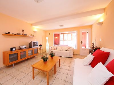 Photo for Apartment Muralla Roja in Calpe/Calp - 4 persons, 2 bedrooms
