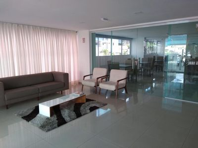 Photo for 2 bedroom flat in the heart of Cabo Branco