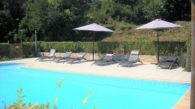 Photo for 2 bedroom Apartment, sleeps 4 in Besalú with Pool and WiFi