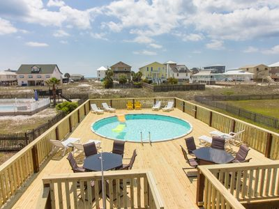 $1500 Snowbird rates! Freshly Renovated 3 BR/2Ba with pool.300 yards from Beach