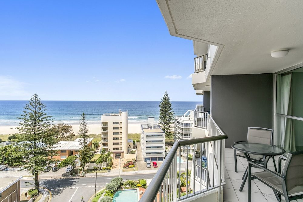 Surfers Beachside Holiday Apartments Apartment 1 Bedroom