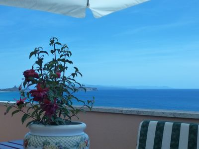 Photo for Casa VELA MEIGA - Stunning Sea View in the Sinis - West Sardinia