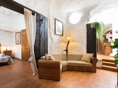 Photo for Live Socorro Cave - Two Bedroom House, Sleeps 6