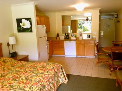 Photo for Napili Shores Garden Level Studio D128 🌴☀️Very well maintained + Great rates☀🌴