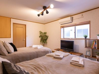 Photo for Central 3BR 5min to Namba Kitsune House