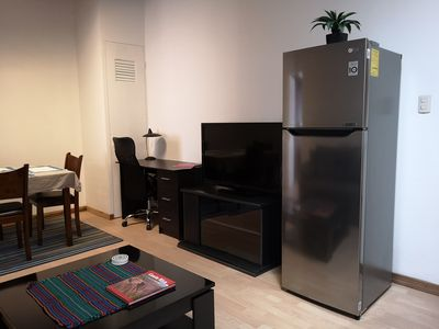 Photo for 2 Bdrm Apt Safe Area King Bed 10 Min From Airport