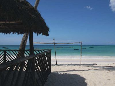 Photo for Mwani Lodge - beautiful beachfront villa in Zanzibar