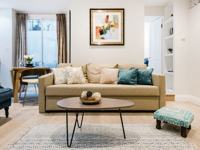 Photo for Luxury apartment next to Hyde Park & Notting Hill