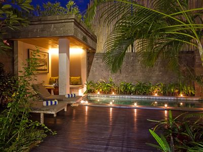 Photo for Spacious Three Bedroom Villa near Canggu with a Private Pool