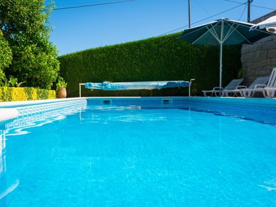 Photo for Luxury house with pool in Cabeceiras de Basto near the city center