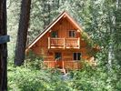 1BR Cabin Vacation Rental in Winthrop, Washington