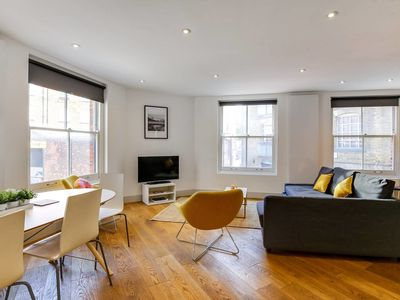Photo for Stunning 3bed duplex/ Old Street 10 mins to tube