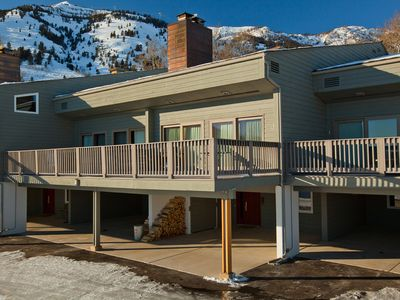 Photo for Summer Prices slashed in Teton Village~Sundance Pool & Tennis Club included!