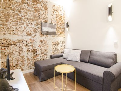 Photo for Brand-new & cozy 1BD apartment - Atocha