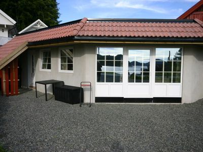 Photo for Cottage on the water for 4 people in southern Norway
