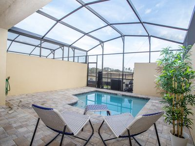 Photo for Family Friendly Four Bedroom w/ Pool @SolaraResort 1517