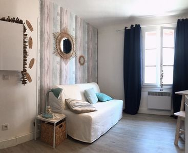 Photo for Charming studio in the heart of Biarritz
