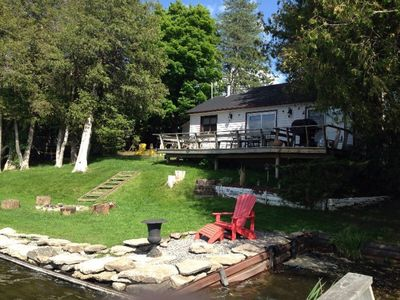 Photo for Sunset Cottage On Chemong Lake - Peterborough