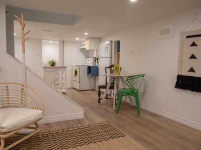 Photo for Cute and Modern Basement Apartment