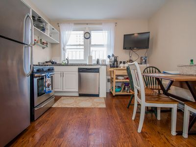 Photo for 2 bedroom, Top floor,  Steps to MBTA, Downtown Boston, Chinatown