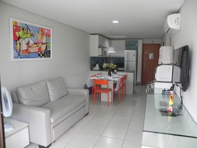 Photo for 2 Quartos - Carneiros Beach Resort (A02-3)