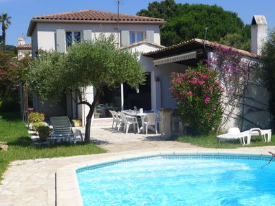 Photo for Vacation home l'Oursinade  in Sainte Maxime, Cote d'Azur - 8 persons, 4 bedrooms