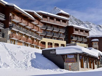 Photo for Apartment Minervino with Ski-in/Ski-out