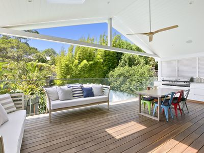 Photo for Lifestyle Family Beach House + Pool + Walk to Manly