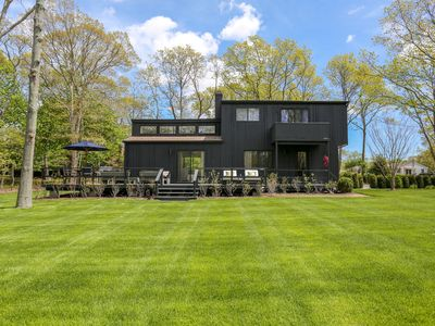 Photo for Contemporary Oasis in Sag Harbor Village