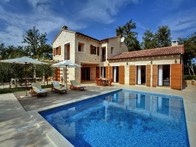 Photo for Villa Ana, privacy 5* Villa with large Garden, Child friendly, 300m to beach