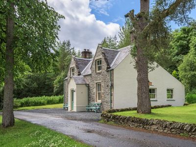 Photo for PATHHEAD FARMHOUSE set in a superb position, Hoscote Estate