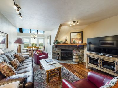 Photo for Deluxe Ski-in/Ski-out Condo w/Kitchen at The Lodge at the Mountain Village